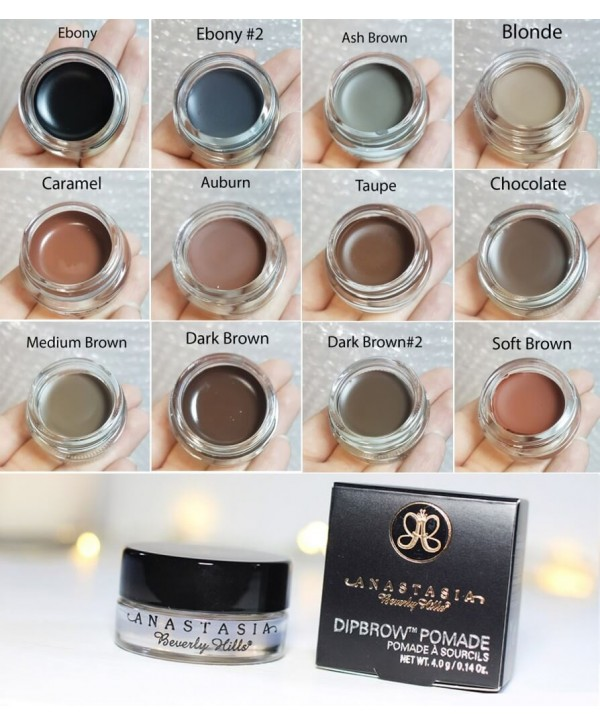 ANASTASIA BEVERLY HILLS Dipbrow Pomade Soft Brown Помада для бровей