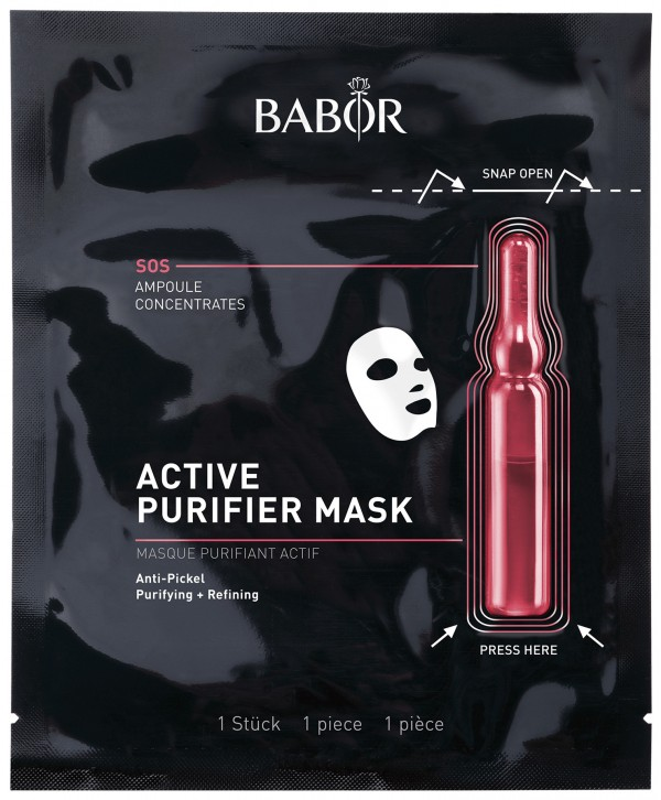 BABOR Active Purifyer Mask Ампулы маска