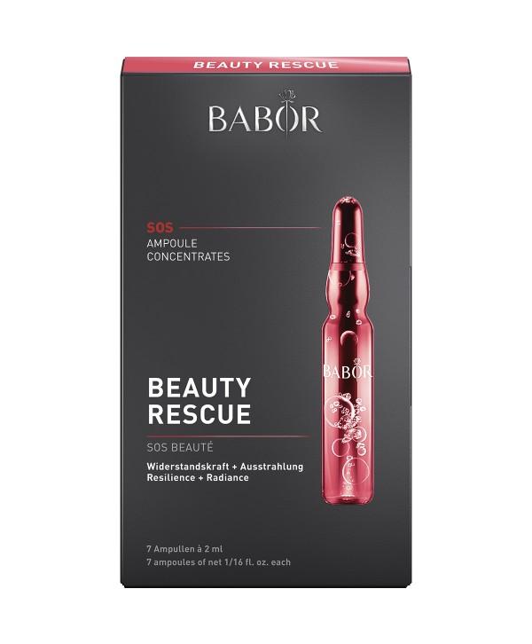 BABOR Beauty Rescue Ампулы концентрат красоты для лица