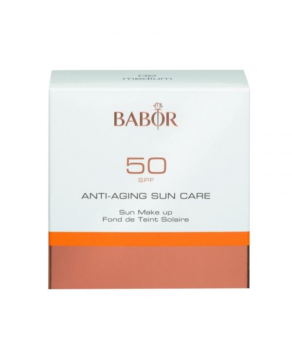BABOR Sun make up spf 50 light 01