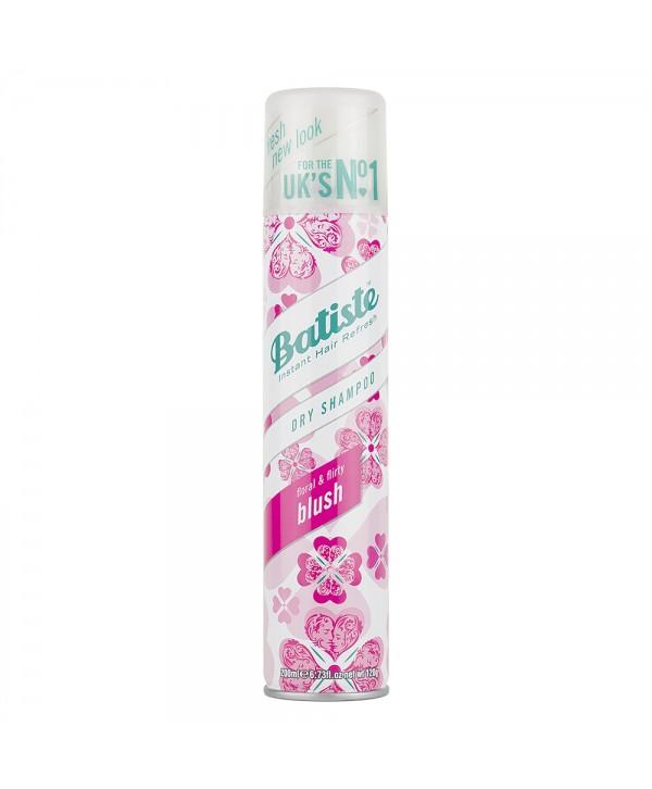 BATISTE Dry Shampoo Blush Сухой шампунь 200 мл