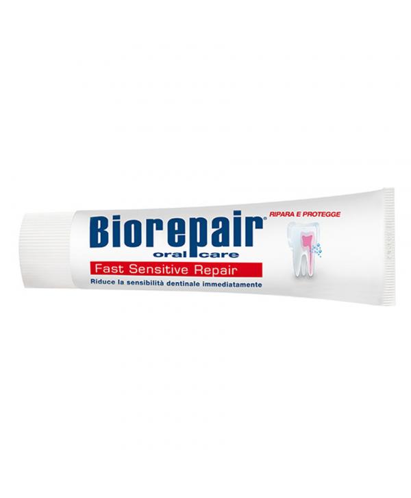 BIOREPAIR Fast Sensitive repair Быстрое восстановление для чувст. зубов 75 мл
