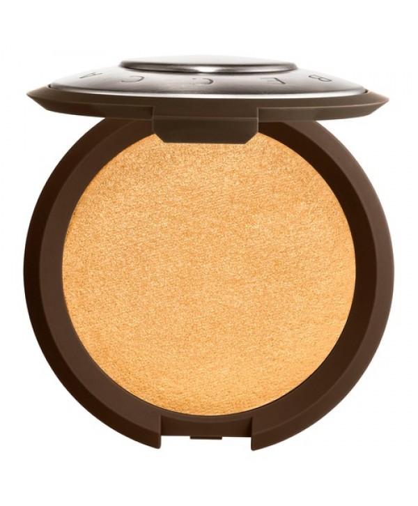 BECCA Shimmering Skin Perfector Gold Pop Сияющая компактная пудра