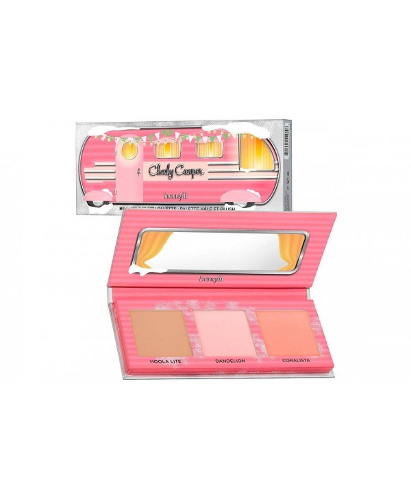 BENEFIT Cheeky Camper Bronze - Blush Palette