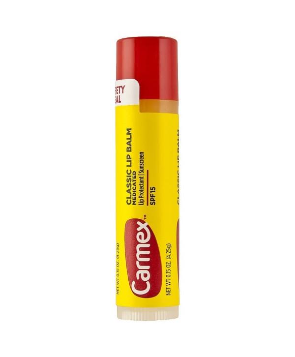 CARMEX Lip Balm Stick Original Без вкуса в стике