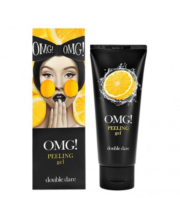 Double Dare OMG! отшелушивающий пилинг-гель для кожи лица