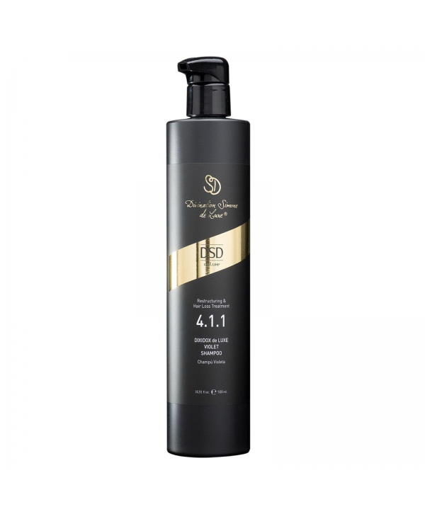 DSD DE LUXE 4.1.1 Violet Shampoo 500 мл