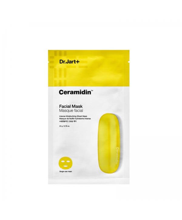 DR.JART Ceramidin Ультра-увлажняющая маска с керамидами *Dr.Jart Ceramidin Facial Mask