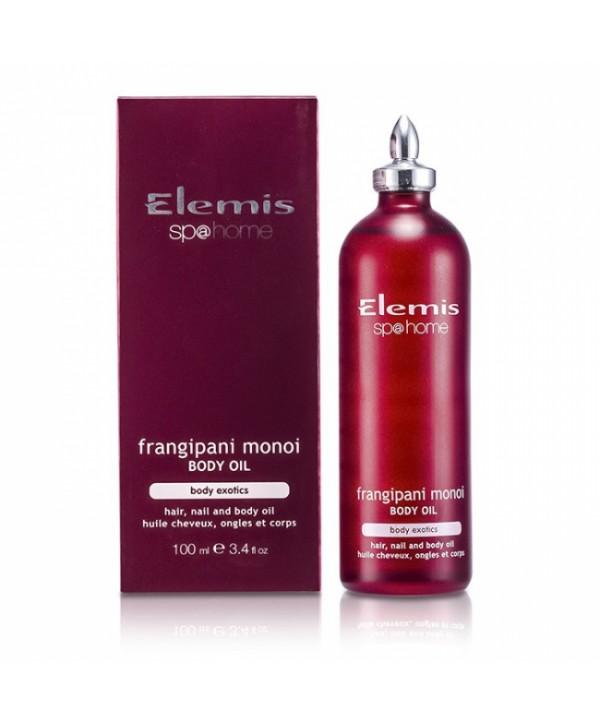 Elemis Exotic Frangipani Monoi Body Oil 100ml