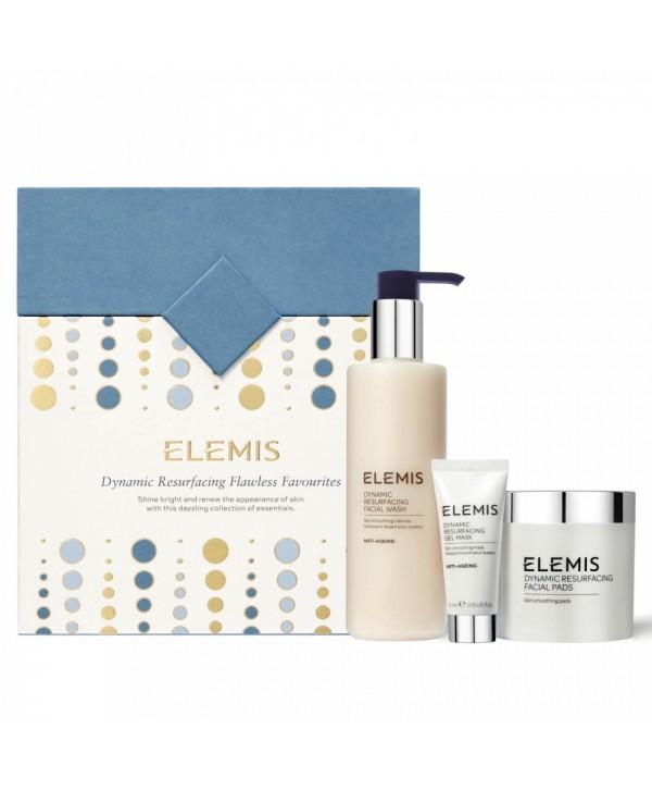"ELEMIS Dynamic Resurfacing Flawless Favorites Набор ""Герои безупречного ухода"""