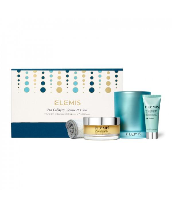 "ELEMIS Pro-Collagen Cleanse & Glow Набор ""Чистое Сияние"""