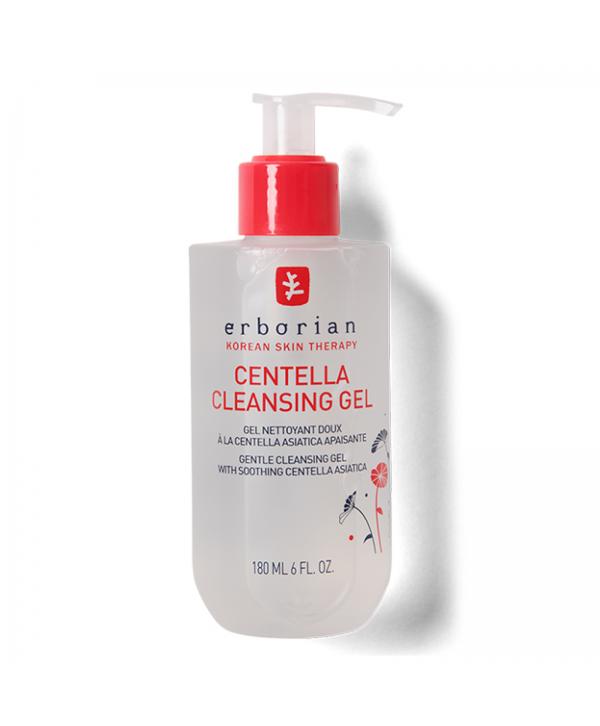 ERBORIAN Centella Cleansing Gel 180 ml Гель для очищения лица Центелла
