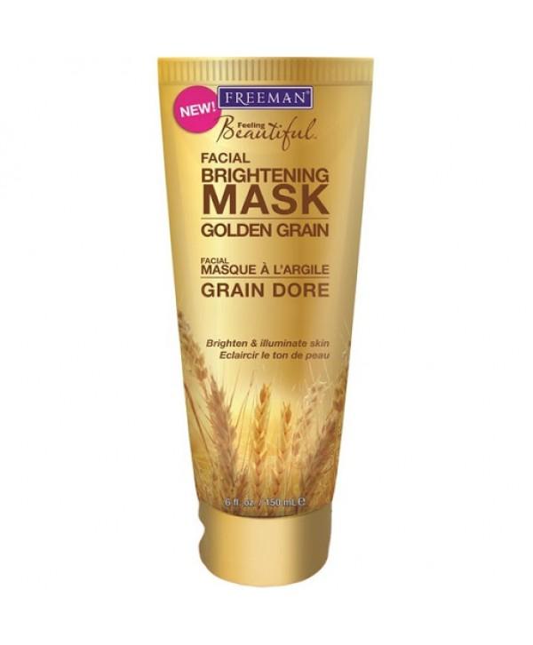 """FREEMAN Brightening Mask Маска для сияния кожи лица """"Ростки золотой пшеницы"""""""