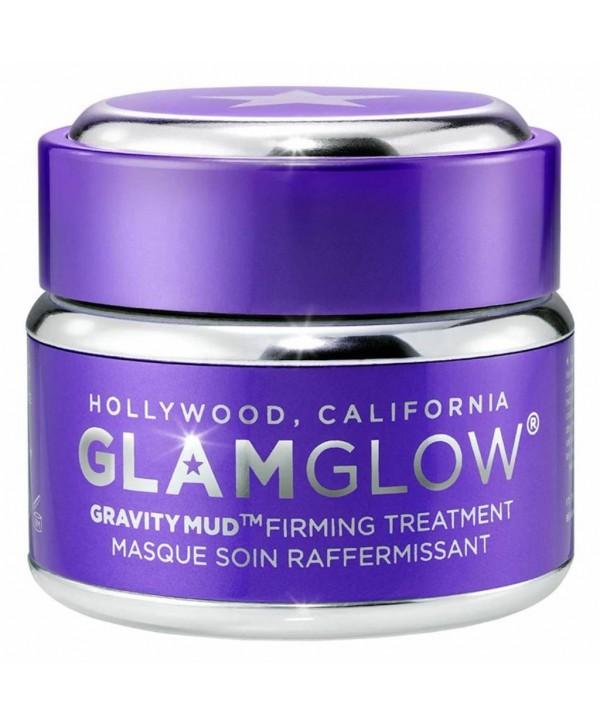 GLAMGLOW GravityMud Firming Treatment Укрепляющая маска для лица с лифтинг эффектом 40 гр сирень