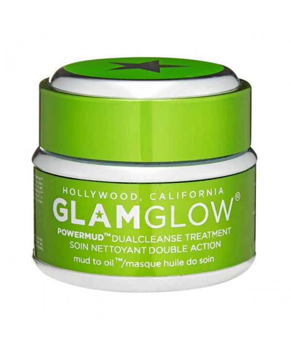 GLAMGLOW PowerMud DualCleanse Очищающее Средство 50g зеленный