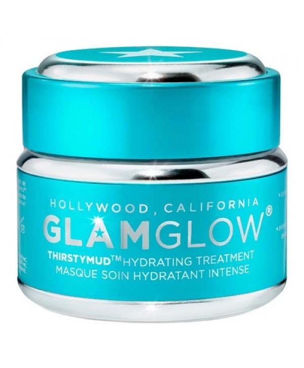 GLAMGLOW Thirstymud Hydrating Treatment Mask Интенсивно увлажняющая маска для лица 50 гр берюза
