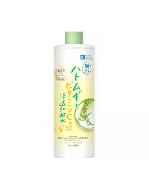 HADALABO Kiwamizu Лосьон для лица с производным витамина C 400 мл