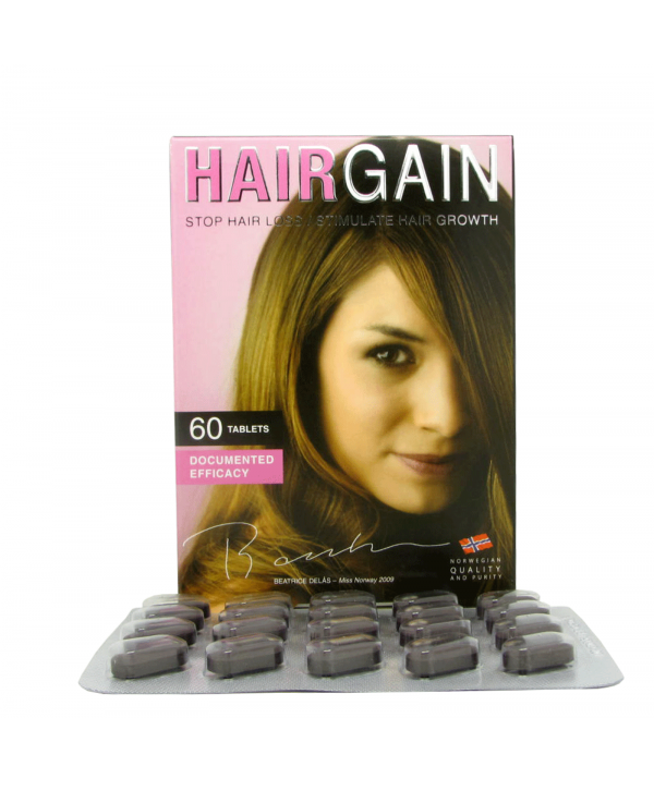 HAIR GAIN Витамины для волос