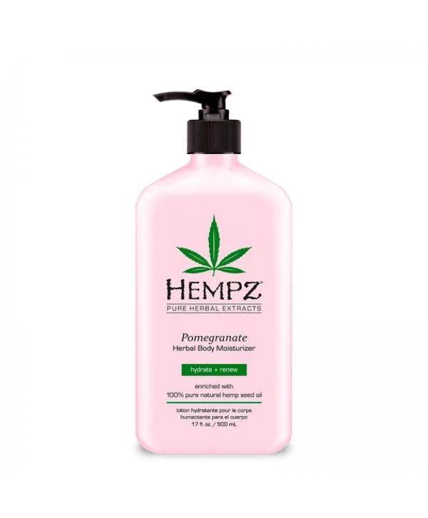 HEMPZ Pomegranate Herbal Body Moisturizer 500 ml Молочко дл тела Гранат