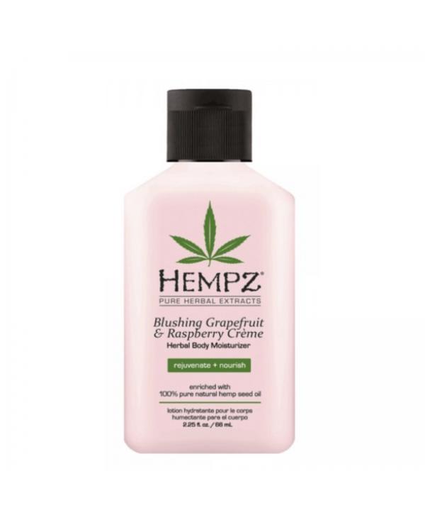 Hempz Молочко для тела Грейпфрут и малина.Original Herbal Body 66 ml