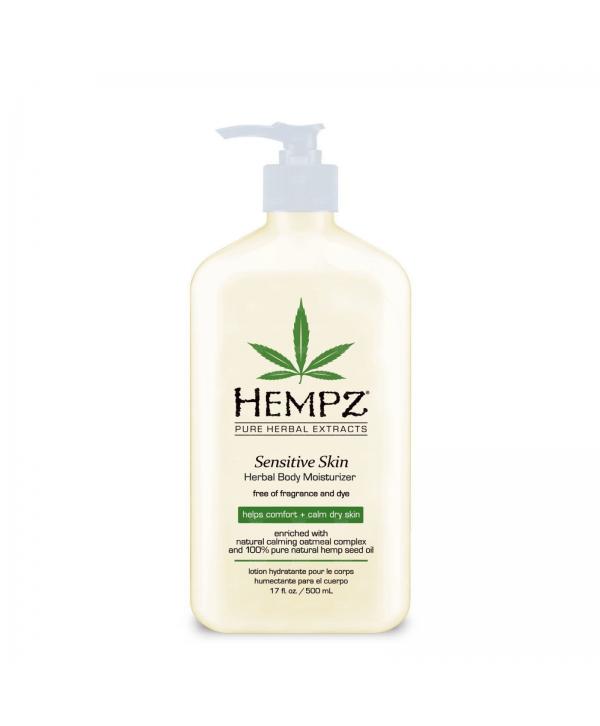 Hempz Молочко для чувствительной кожи тела Sensitive Skin Herbal Body 66 ml