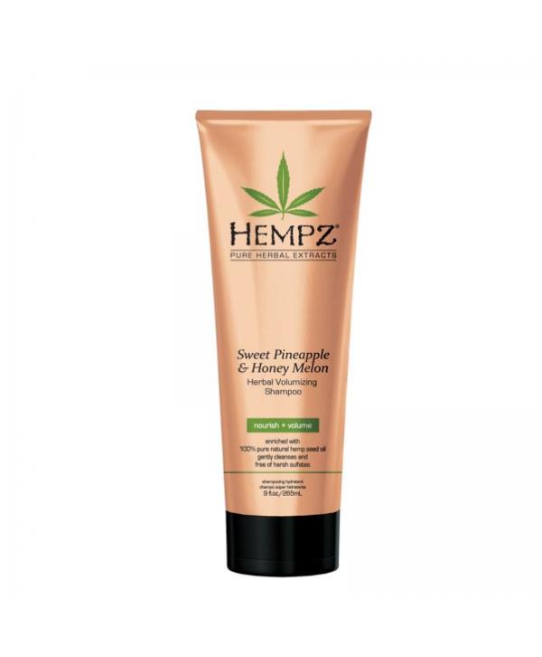 Hempz Shampoo Sweet Pineapple & Honey Melon Шампунь для придания обьема волосам