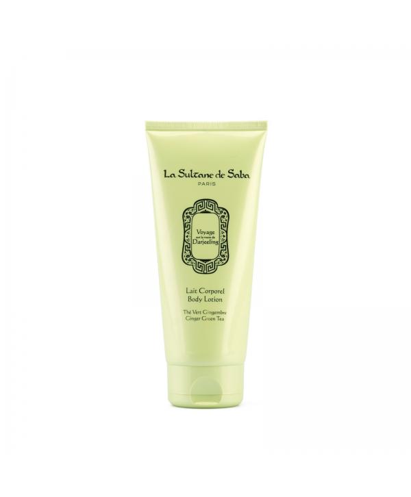 La Sultane De Saba Body Lotion Ginger Green Tea Лосьон для тела Зеленый чай Имбирь