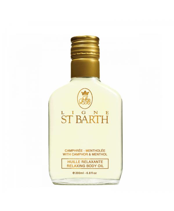 LIGNE ST BARTH Relaxing Body Oil Camphor & Menthol Релакс-масло Камфора и Ментол 125 мл
