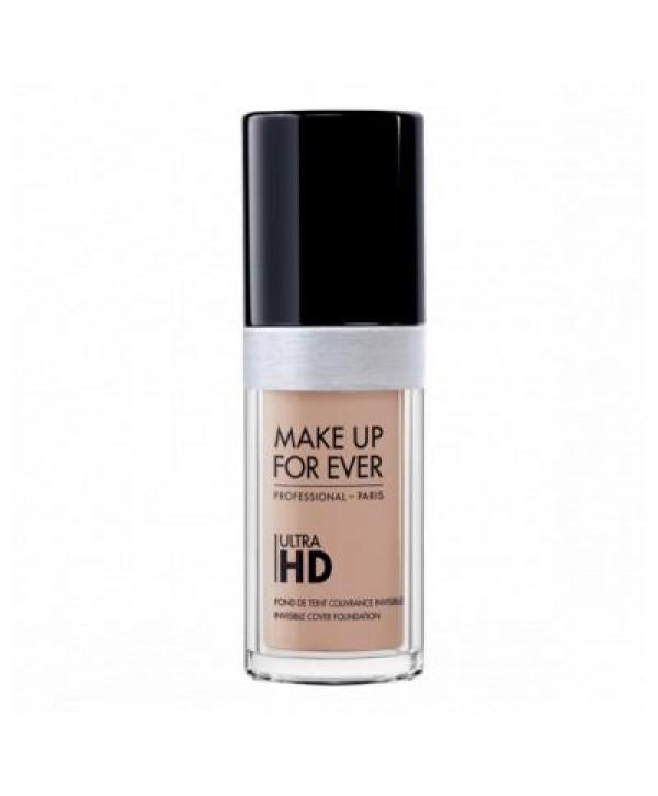 MAKE UP FOR EVER Ultra HD Invisible Cover Foundation #155 = R370 Medium Beige Тональный крем