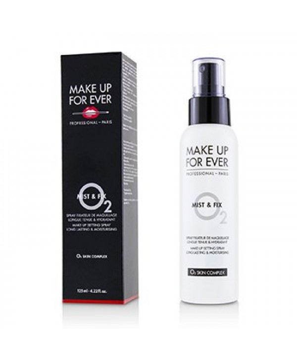 MAKE UP FOREVER Mist & Fix Make-Up Setting Spray travel size Спрей для фиксации макияжа