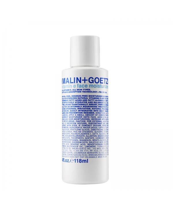 MALIN+GOETZ Vitamin E Face Moisturizer 118 ml Крем для лица увлажняющий с витамином Е