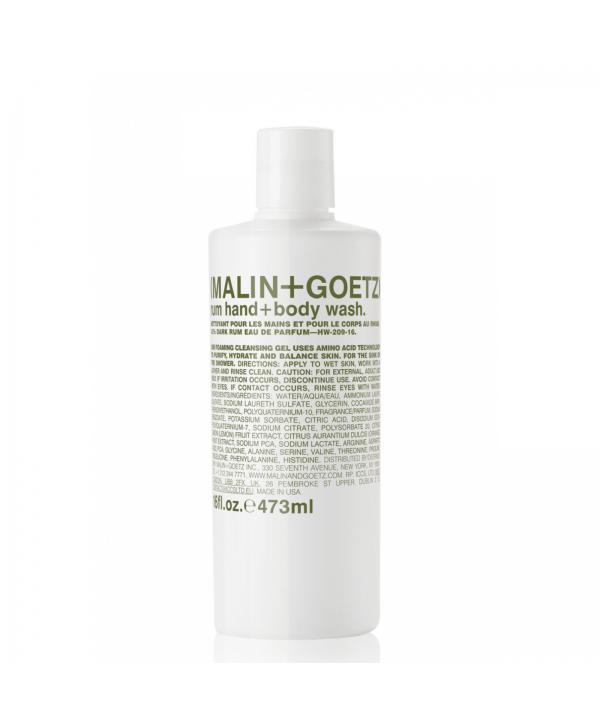 """MALIN+GOETZ Rum Body wash 473 ml Гель для душа """"Ром"""""""