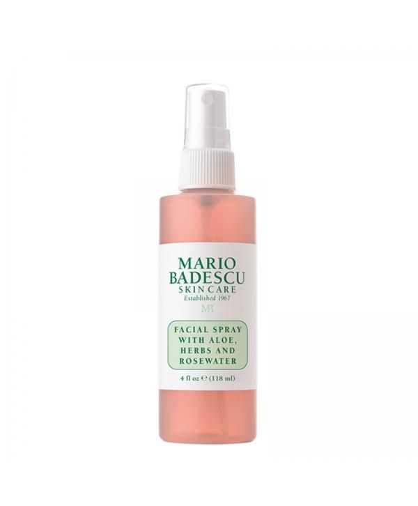 Mario badescu - Facial Spray with Aloe, Herbs and Rosewater 118 ml