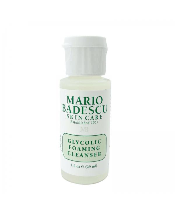 Mario Badescu Glycolic foaming cleanser Гликолевое пенящееся очищающее средство 177ml