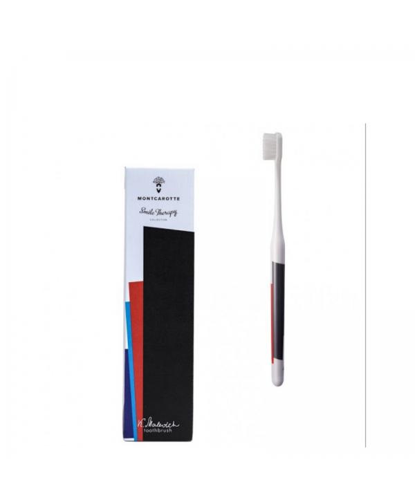 Malevich toothbrush Abstraction Brush Collection  Зубная щетка «Малевич» из коллекции «Абстракционистов» 12+