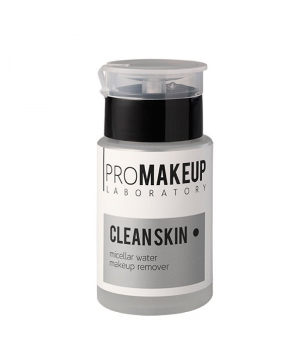 PROMAKEUP Clean Skin Мицеллярная вода 100 мл с диспенсером