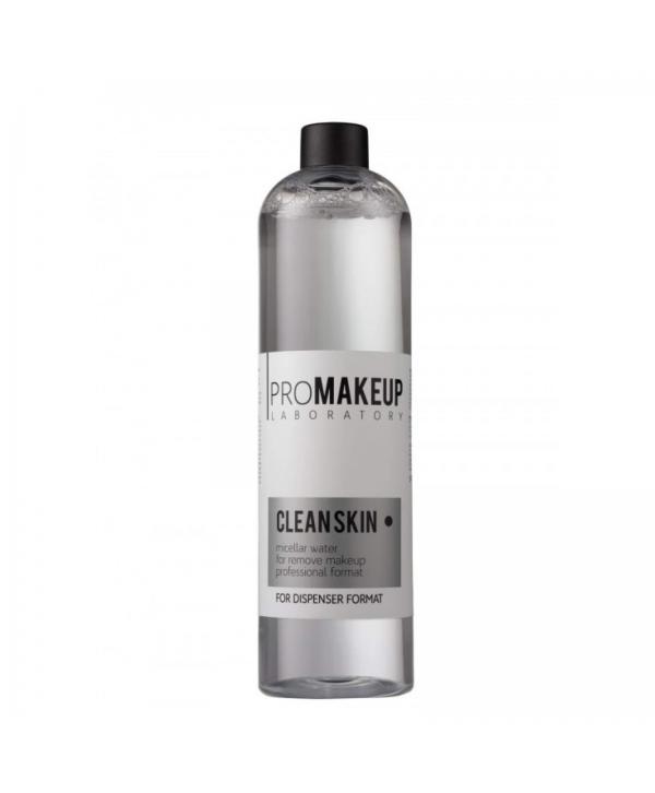 PROMAKEUP Clean Skin Мицеллярная вода 200 мл с диспенсером
