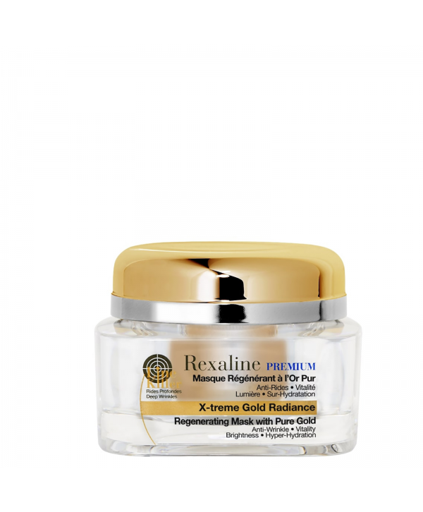 REXALINE PREMIUM LINE-KILLER X-treme Gold Radiance 50 ml