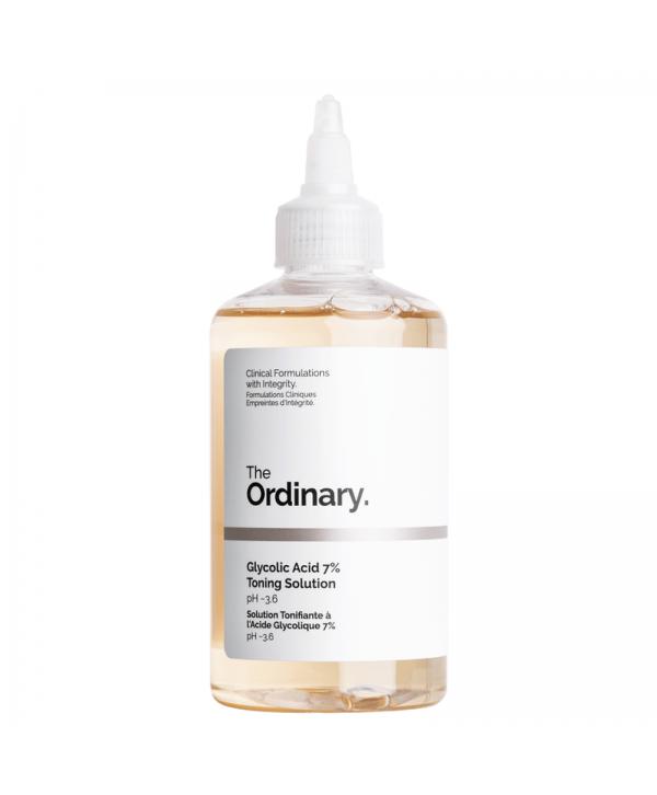 The Ordinary Glycolic Acid 7% Toning Solution 240 ml