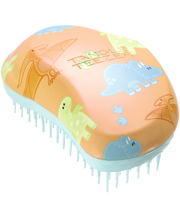 TANGLE TEEZER The Original Mini Mighty Dino Расческа для волос