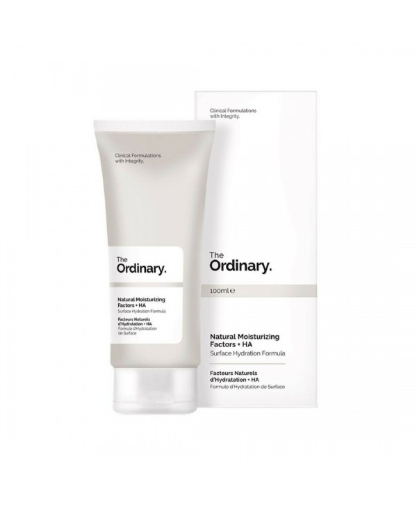 The Ordinary Natural Moisturizing Factors + HA 100 ml Крем для лица увлажняющий