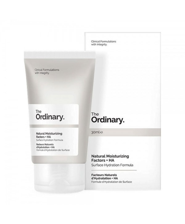 The Ordinary Natural Moisturizing Factors + HA 30 ml Крем для лица увлажняющий