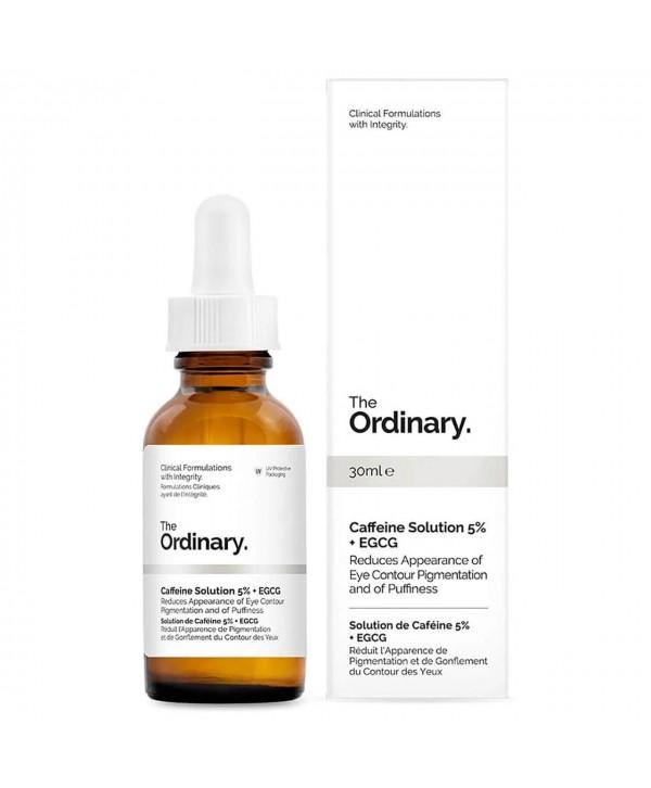 The Ordinary Caffeine Solution 5% Сыворотка для ухода за кожей вокруг глаз