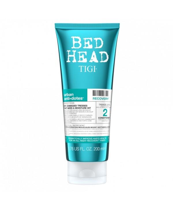 TIGI Bed Head Кондиционер для поврежденных волос уровень 2, 200 мл Urban Anti+dotes Recovery