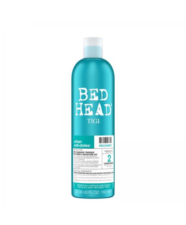TIGI Bed Head Кондиционер для поврежденных волос уровень 2, 750 мл Urban Anti+dotes Recovery