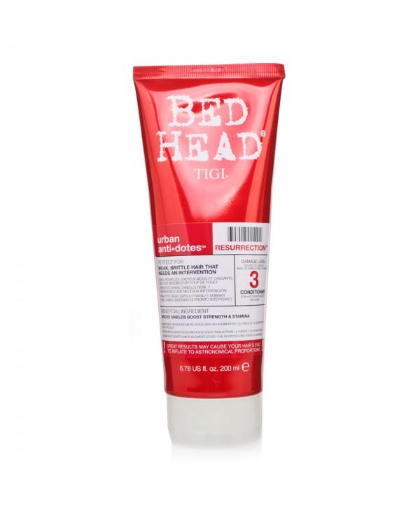 TIGI Bed Head Кондиционер для поврежденных волос уровень 3, 200 Urban Anti+dotes Resurrection