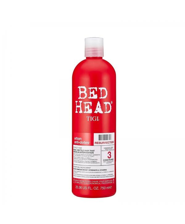 TIGI Bed Head Кондиционер для поврежденных волос уровень 3, 750 Urban Anti+dotes Resurrection