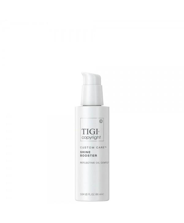 Tigi Copyright Custom Care Shine Booster Крем-бустер усиливающий блеск 90 мл