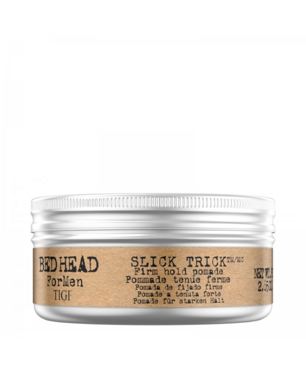 TIGI Bed Head for Men Гель-помада для волос сильной фиксации, 100 мл Slick Trick Pomade