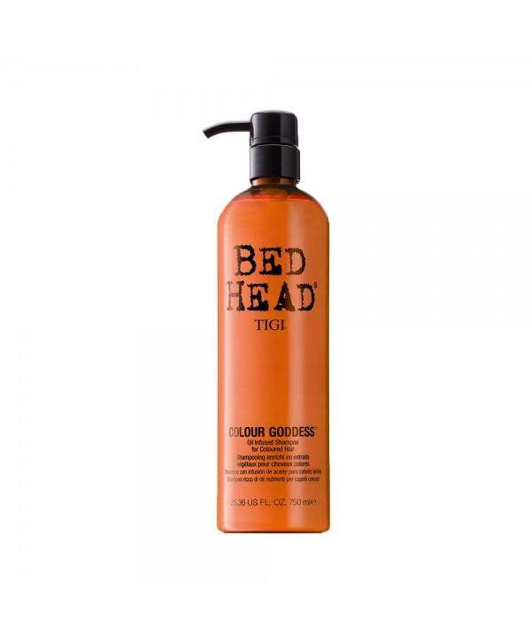 TIGI Bed Head Кондиционер для окрашенных волос 750 мл Bed Head Colour Combat Colour Goddess
